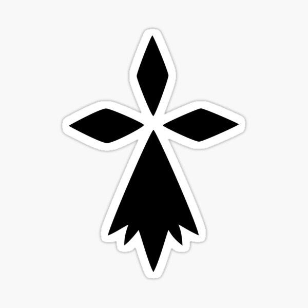 hermine bretonne symbole tatouage bretagne Sticker
