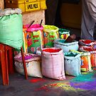 Colours!! Jaipur, India by fionapine