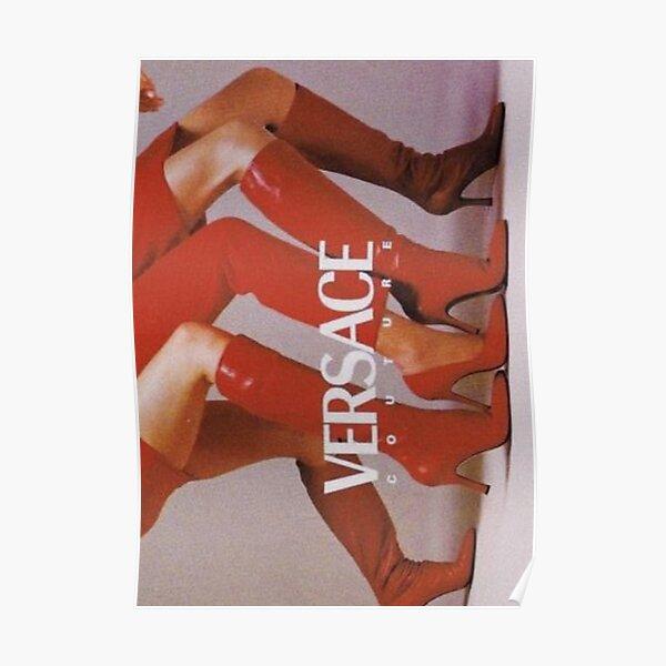 DESIGNER RED HEELS Poster