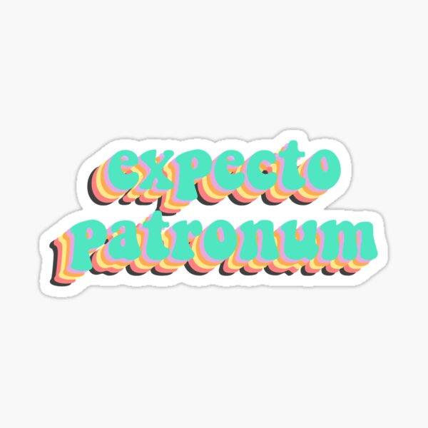 expecto patronum spell Sticker