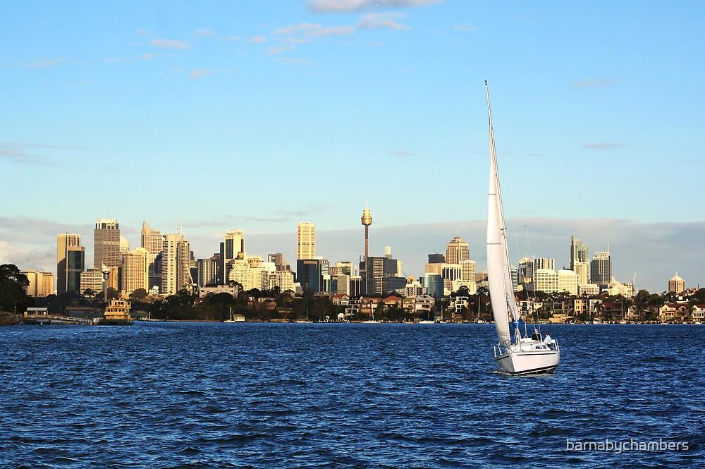 Sunday in Sydney by barnabychambers