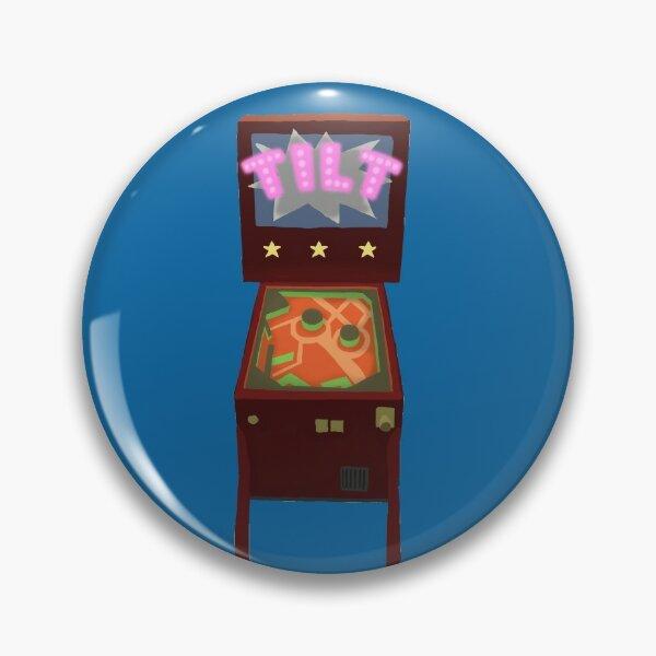 PINBALL MACHINE TILT! Pin