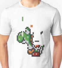 Yoshi Tetris Unisex T-Shirt