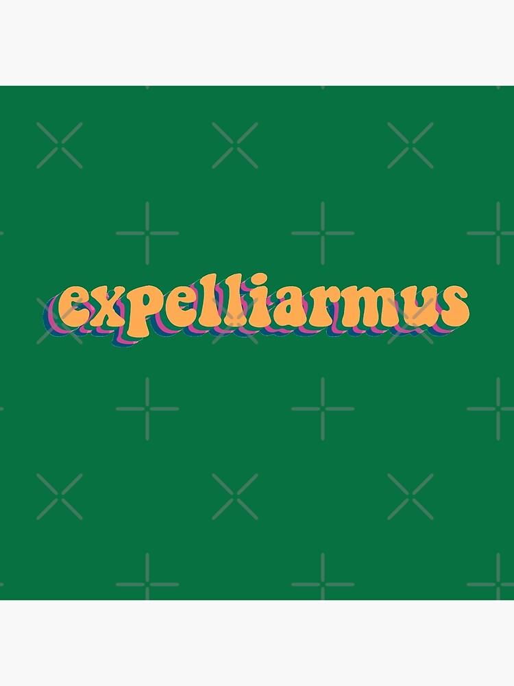 Expelliarmus Spell Postcard By Starrysumm Redbubble