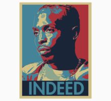 Omar Little 'Indeed' Tee