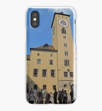 Old City Hall, Regensburg, Germany iPhone Case