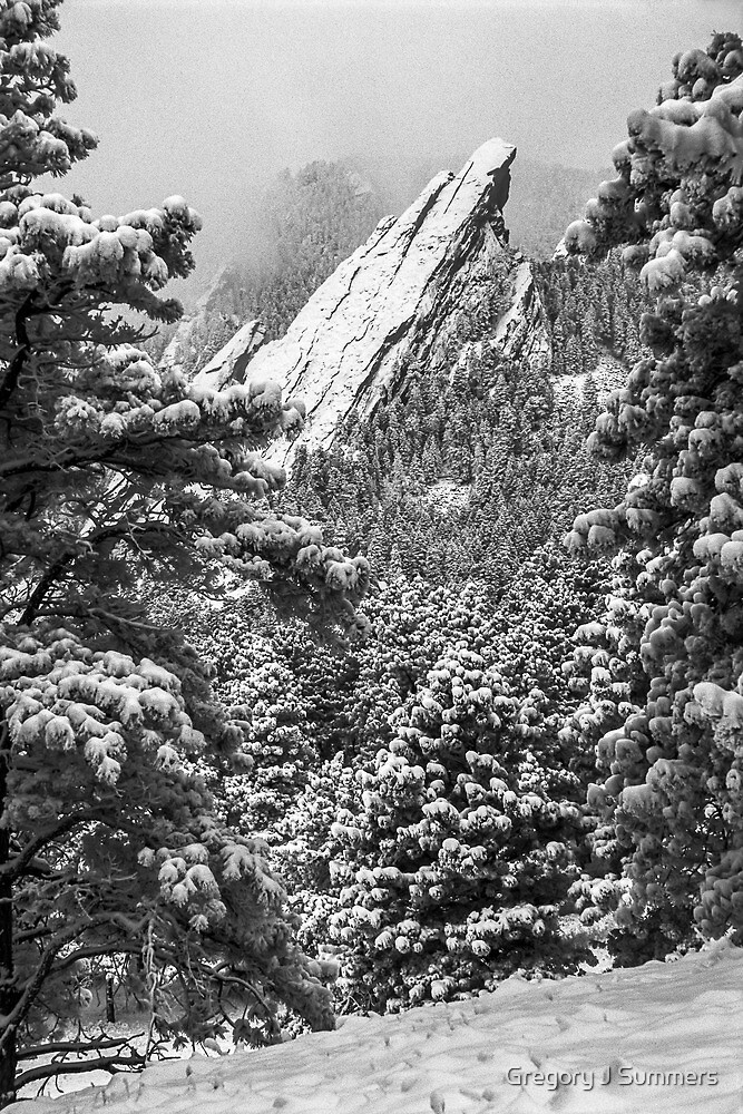 The Third Flatiron by Gregory J Summers