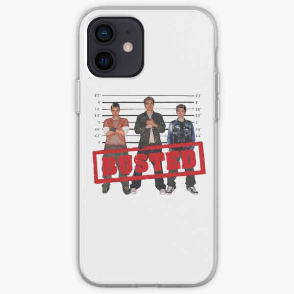 Busted 2002 iPhone Soft Case
