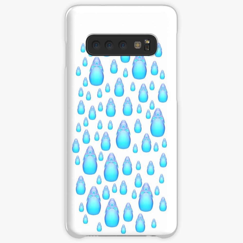 Rain drops company 3 Case & Skin for Samsung Galaxy