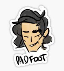 marauder padfoot Sticker