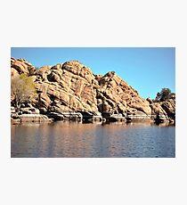 Linx Lake Prescott Arizona Photographic Print