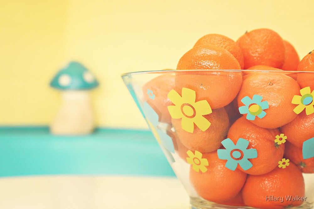 Clementines by Hilary Walker
