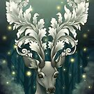 Antlers of Filigree by Heather Hitchman