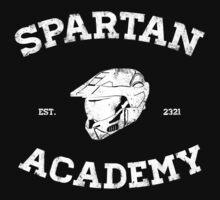 Spartan Academy | Unisex T-Shirt