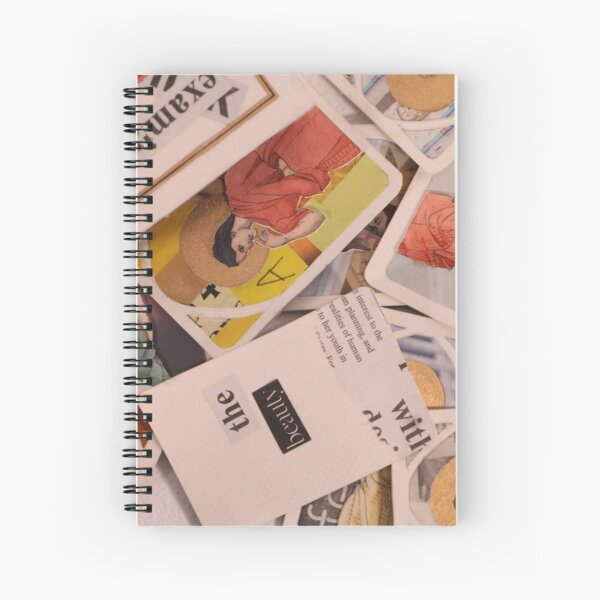 The Royal Flush Spiral Notebook