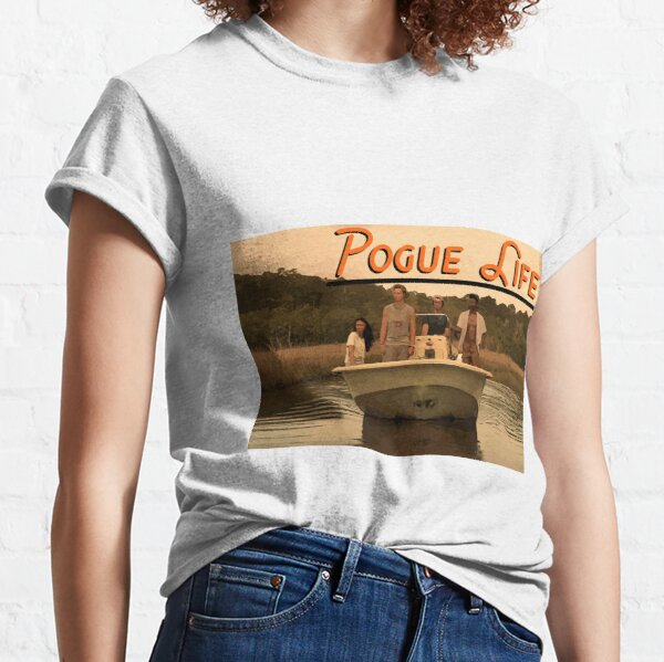 Pogue Life, Netflix Outer Banks Camiseta clásica