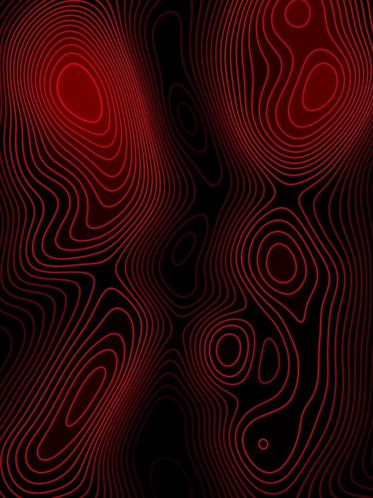 Roter Topo von Matitechnique