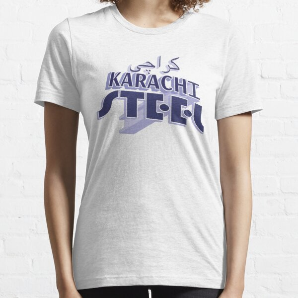 Karachi Steel Essential T-Shirt