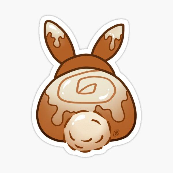 Cinnamon Bunny Sticker