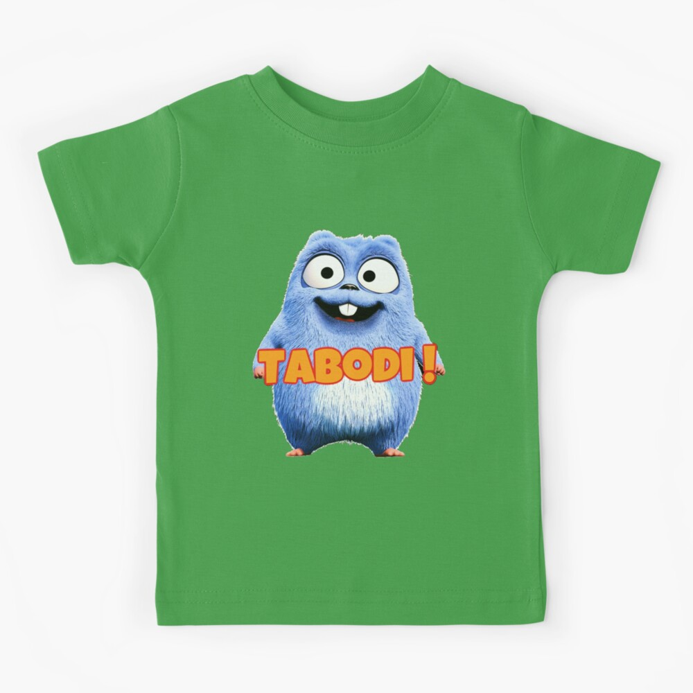 Lemmings Tabodi and Grizzy Kids T-Shirt