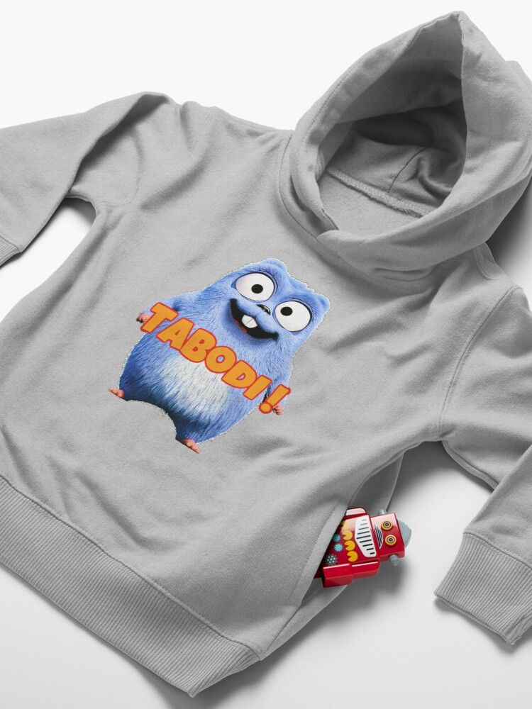 Alternate view of Lemmings Tabodi and Grizzy Toddler Pullover Hoodie