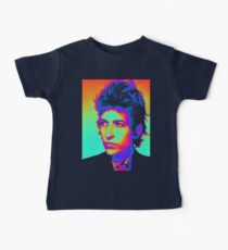 Bob Dylan Psychedelic Baby Tee