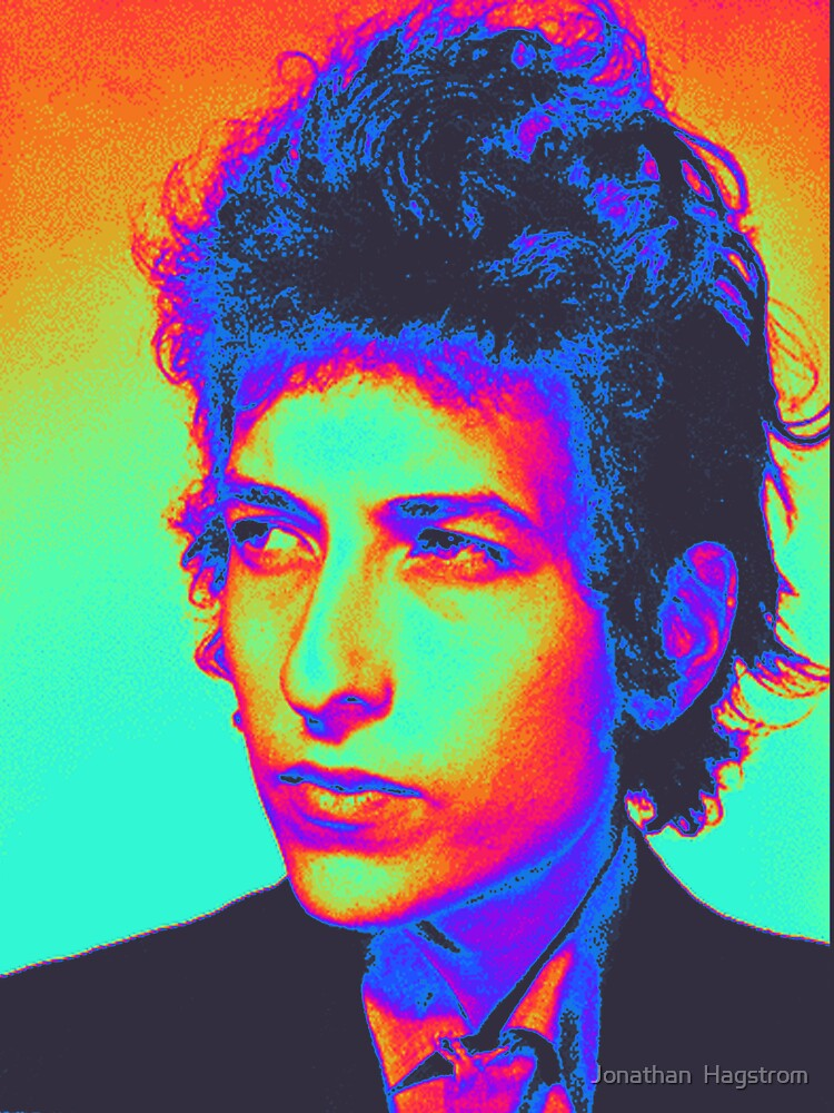 Bob Dylan Psychedelic | Unisex T-Shirt