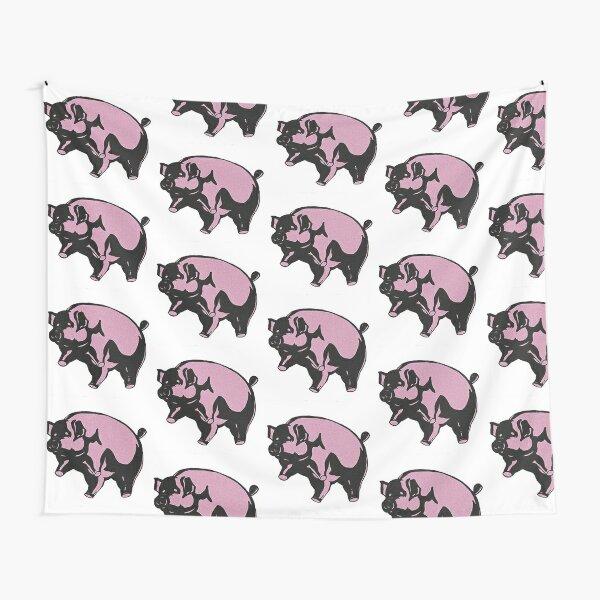 Pink Floyd Pig Tapestry