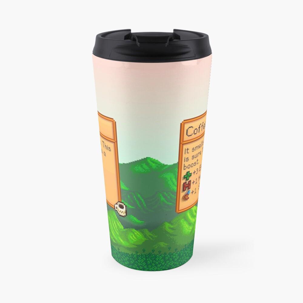 Stardew Valley - Coffee Travel Mug