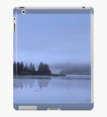 Serene waterscape iPad Case/Skin