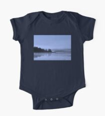 Serene waterscape Kids Clothes