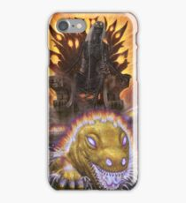 The Implacable Fire Elemental iPhone Case/Skin