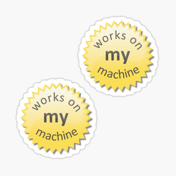 Programmer Seal of Approval Sticker