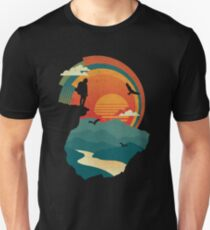 Cliff Edge Unisex T-Shirt