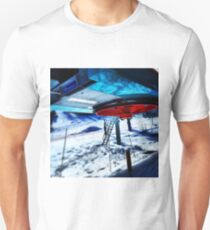 Waiting on my ride to the Sky T-Shirt