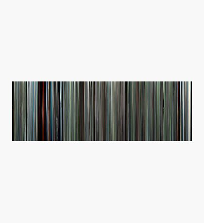 Moviebarcode: The Tree of Life (2011) Photographic Print