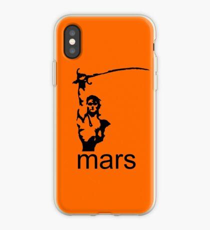 John Carter of Mars iphone orange iPhone Case