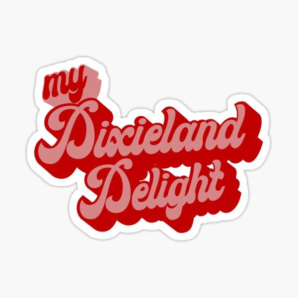 Dixieland Delight Sticker