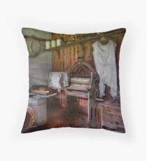 The Laundry ~ Monte Cristo, Junee NSW Throw Pillow