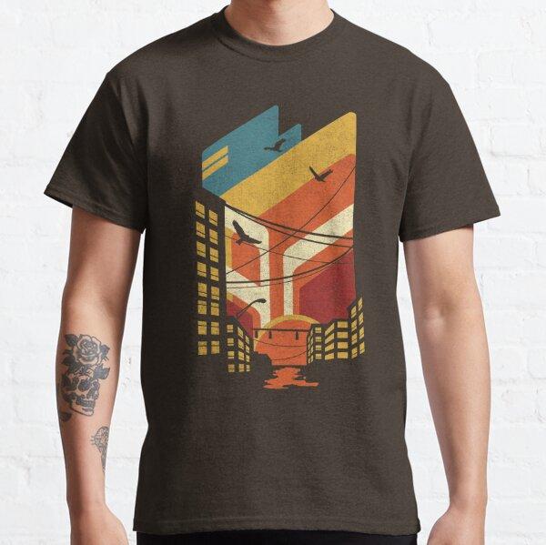 Setting Sun 1971 Classic T-Shirt