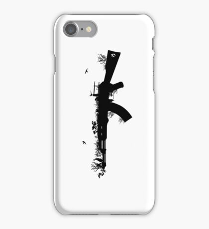 Ak47 Love & Peace iPhone Case/Skin