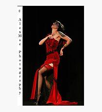 Miss Burlesque South Australia Dezzi Photographic Print