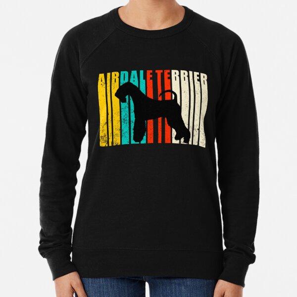 Airdale Terrier Lightweight Sweatshirt