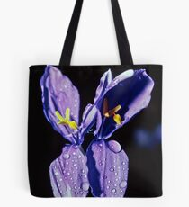 Purple lilies Pemberton-Walpole 19820828 0022 Tote Bag