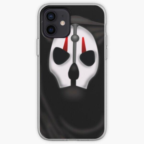 Darth Nihilus Funda blanda para iPhone