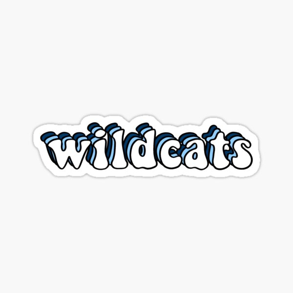 Wildcats Sticker