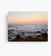 Cambria Sunset Canvas Print