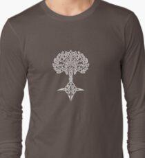 Celtic Tree - White Long Sleeve T-Shirt