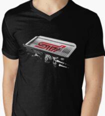 STi Men's V-Neck T-Shirt