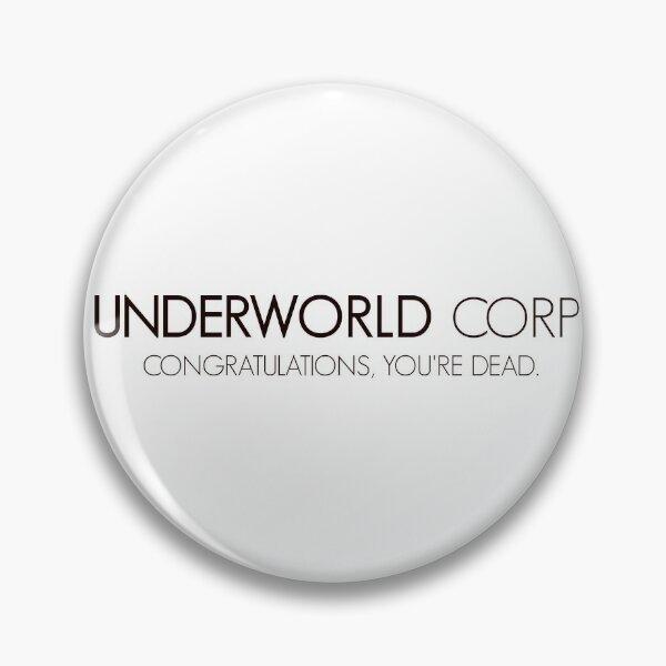 Underworld Corp Pin